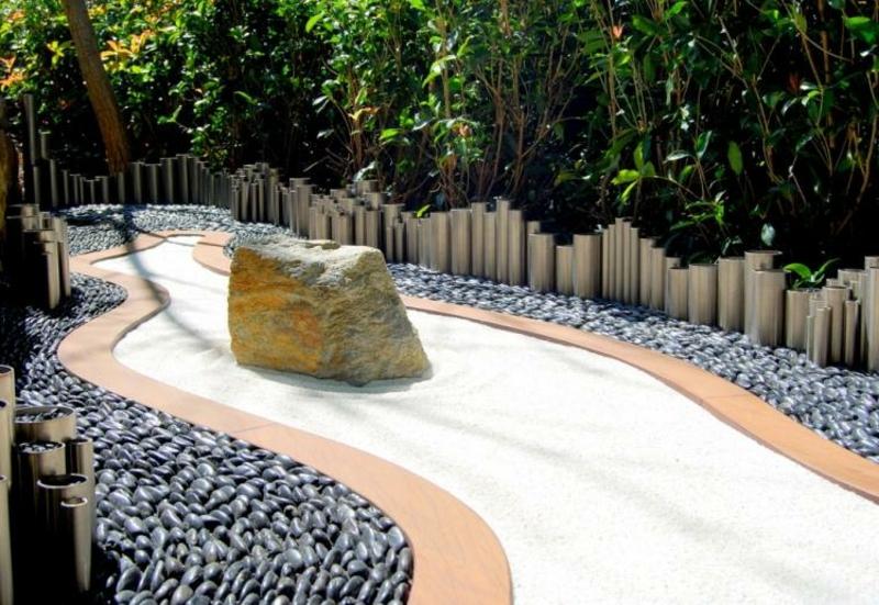 Zen Garten Gestaltungsideen