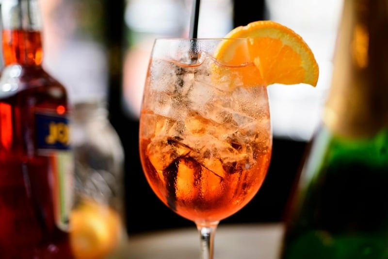 Aperol Spritz Rezept Cocktails für den Sommer