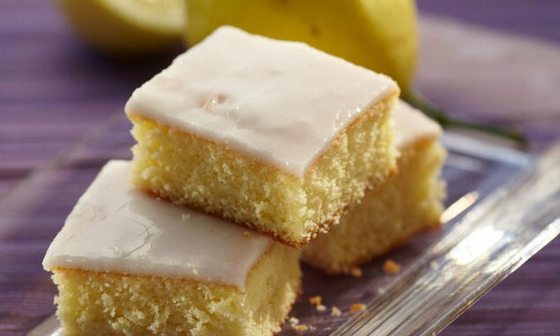 Kuchen Zitrone super schmackhaft