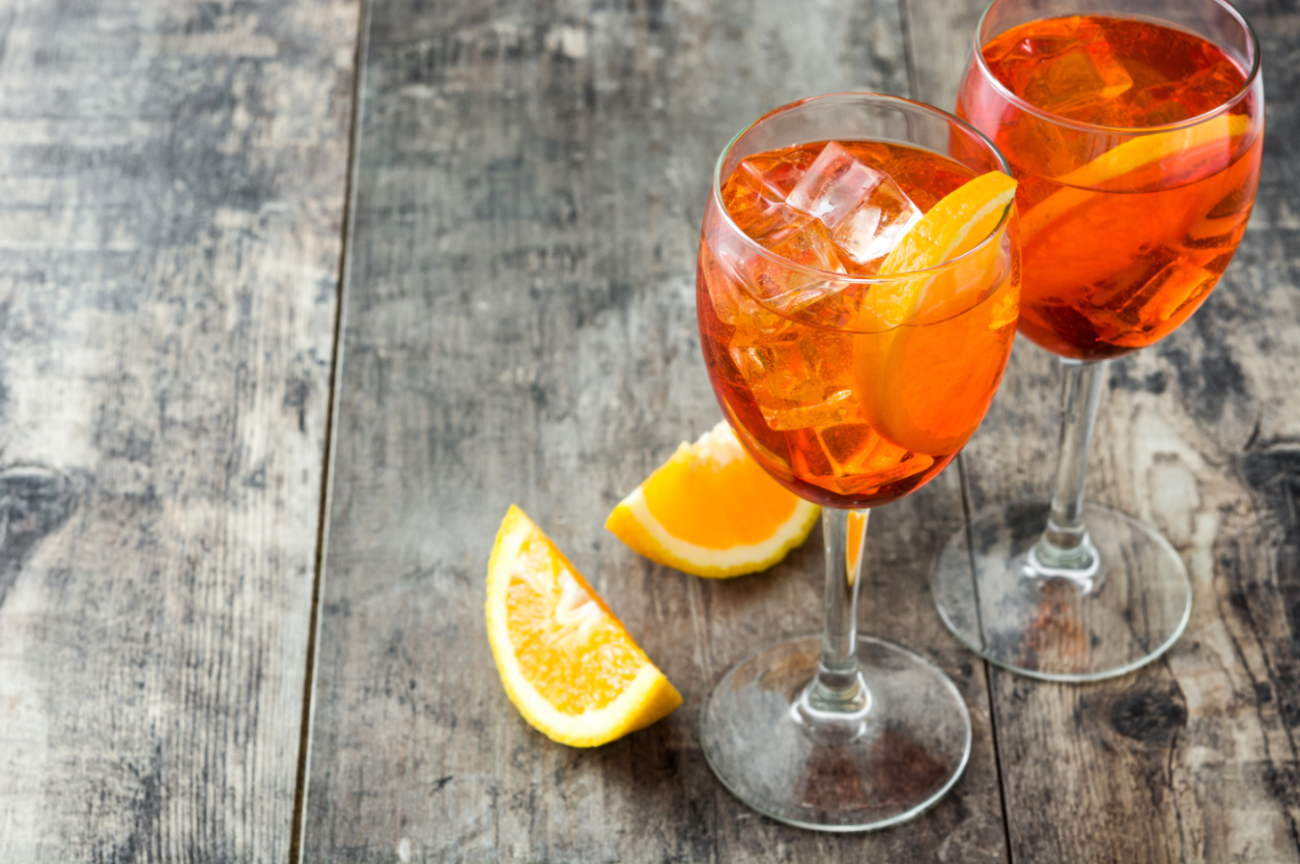 süßes Cocktail italienisches Originalrezept