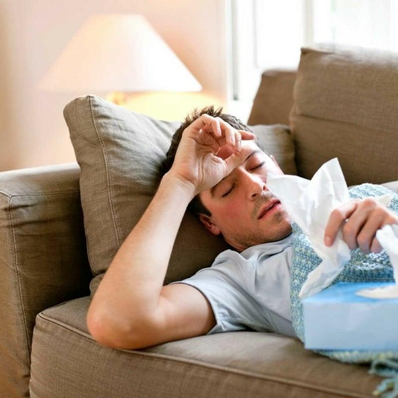 Coronavirus Symptome Fieber Husten