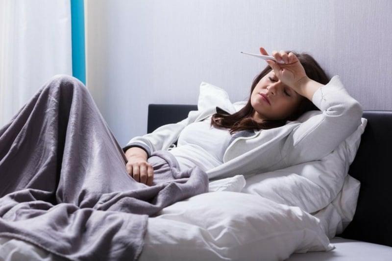 Coronavirus Symptome Fieber
