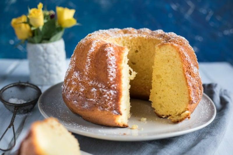 Kuchen backen Springform