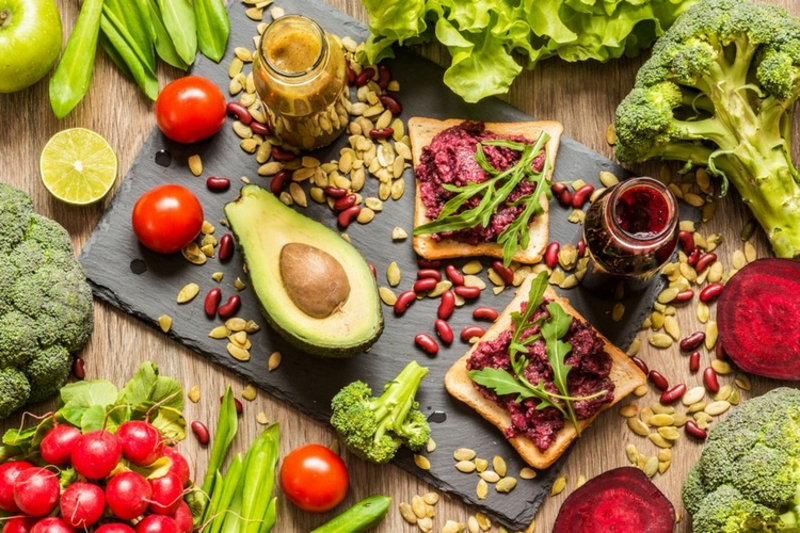 Immunsystem stärken gesunde Ernährungsweise