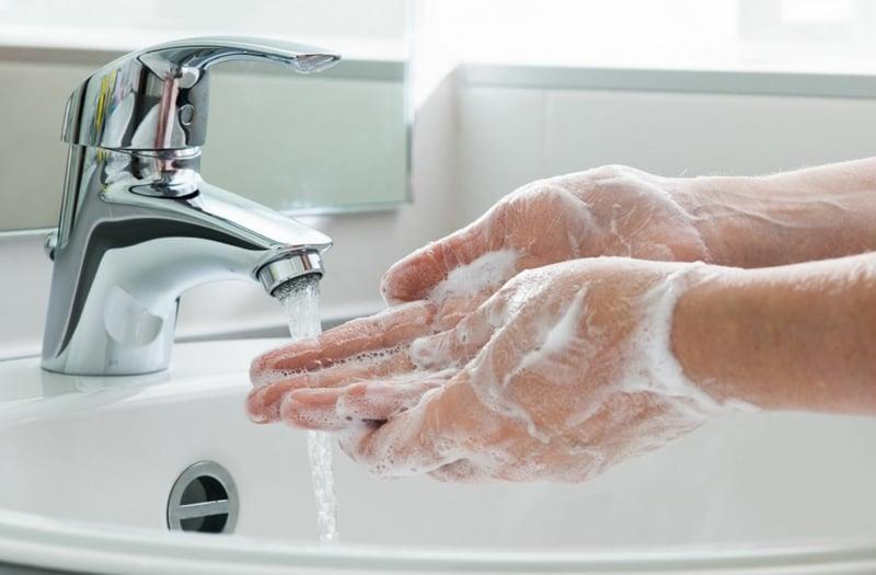 Coronavirus Tipps Händewaschen Seife