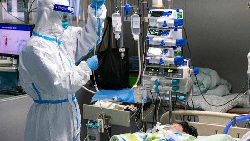 Behandlung Covid 19 Krankenhaus