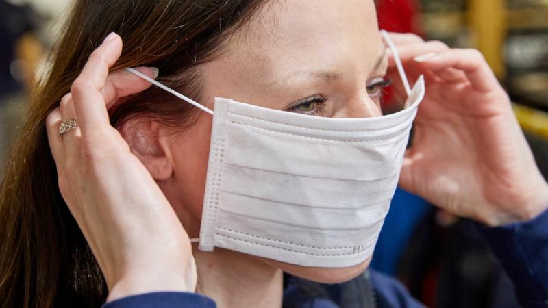 Coronavirus Tipps Maske tragen