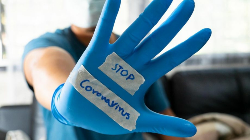 Coronavirus Symptome Maßnahmen treffen