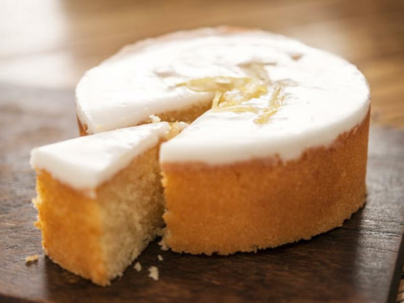 Mini-Zitronenkuchen selber backen
