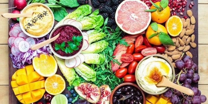 Immunsystem stärken Obst und Gemüse essen