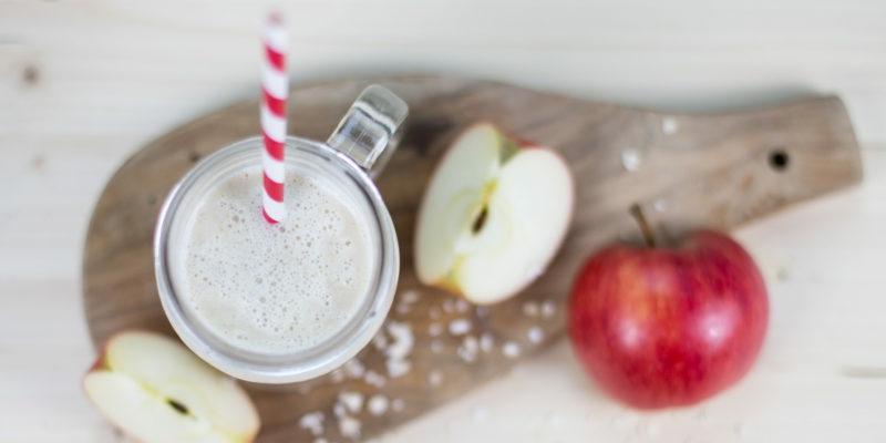 leckere Smoothies Rezepte Apfel