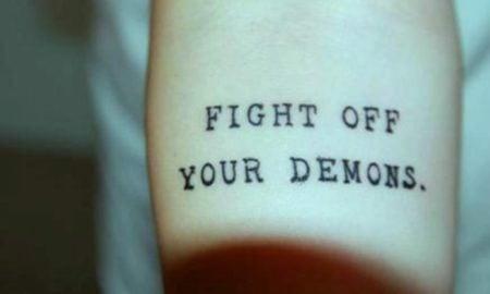 Tattoo Aufschrift Englisch
