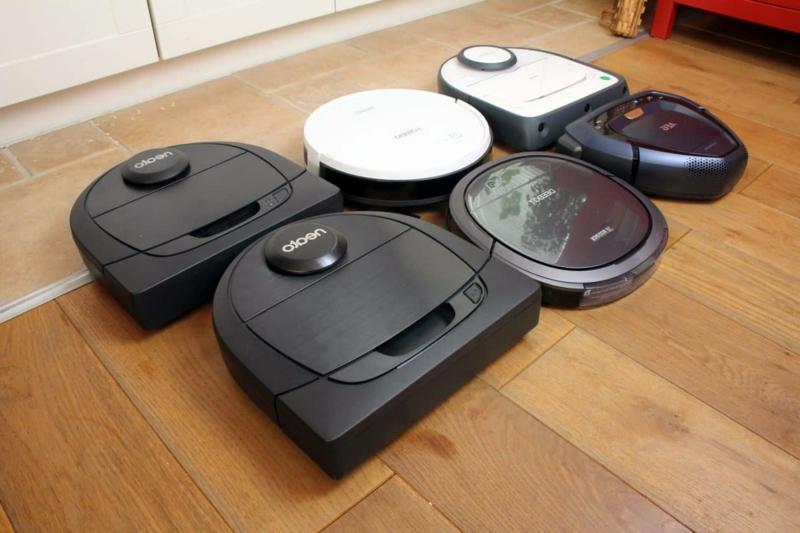 Staubsauger Roboter verschiedene Modelle