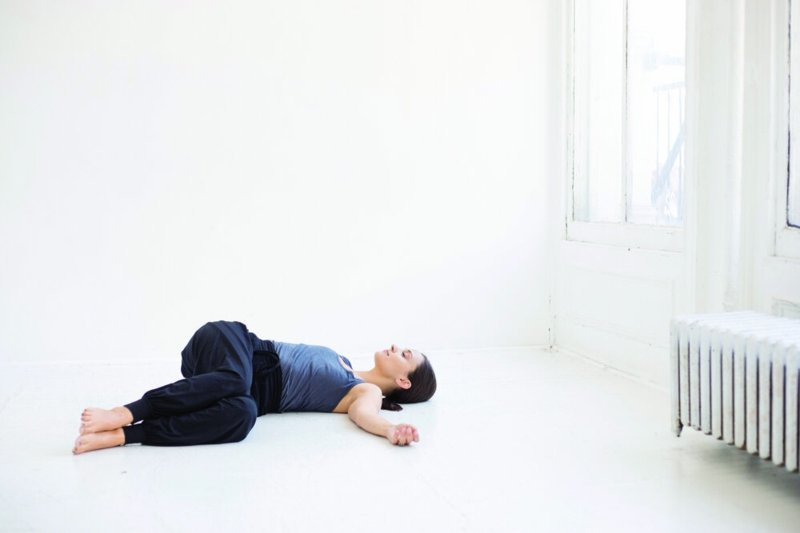 Supine Spinal Pose