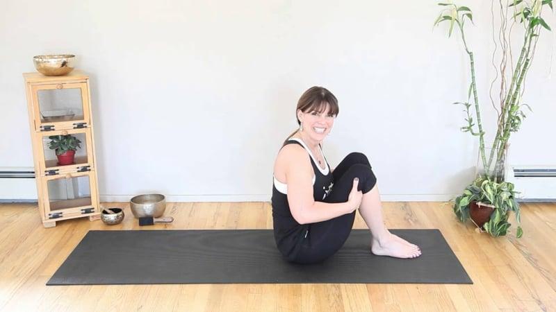 Yoga Übungen leicht Yoga praktizieren