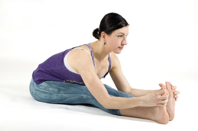 Yoga Übungen leicht