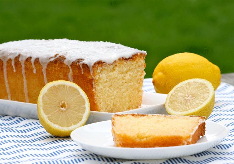 Zitronenkuchen leichtes Rezept