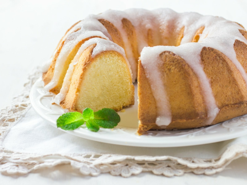 Kuchen Zitrone Springform