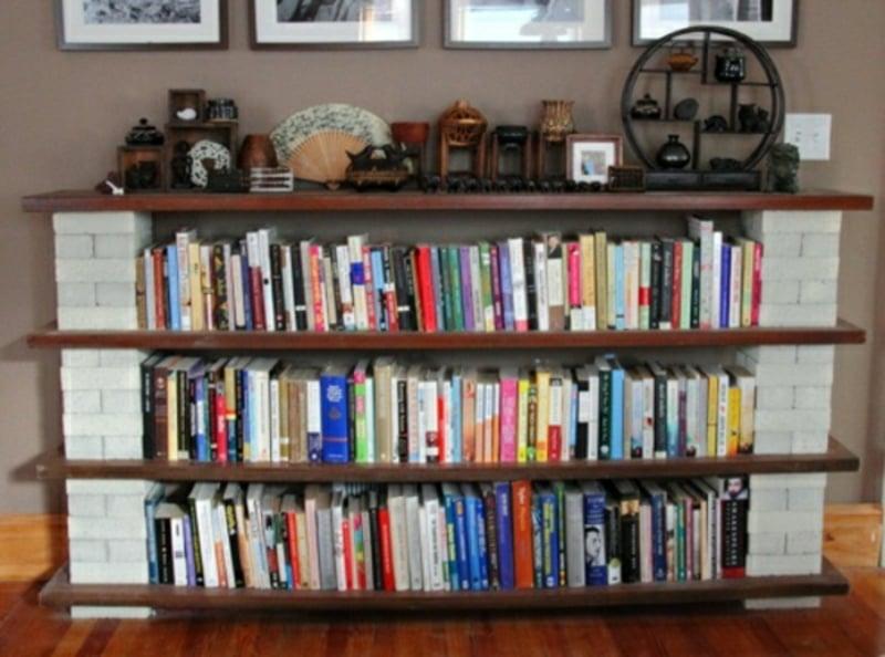 Bücherregal selber bauen
