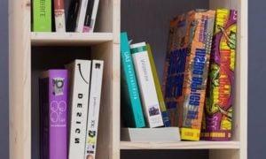 Bücherregal Designideen
