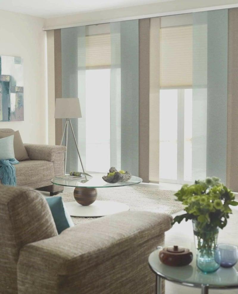 Schiebegardinen als attraktive Fensterdeko: 17 tolle Ideen