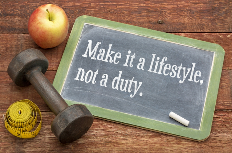 motivierende Sprüche Lebensstil