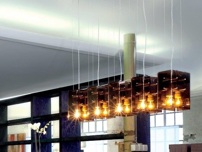 Wohnzimmerlampen tolle Designideen