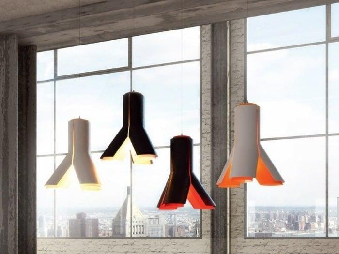 Designer Hängelampen Wohnzimmer Plastik