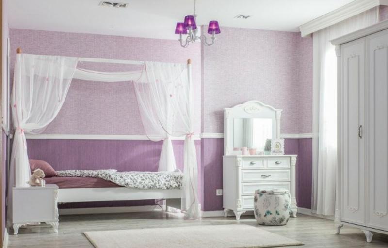 Bett kaufen für das Mädchenzimmer