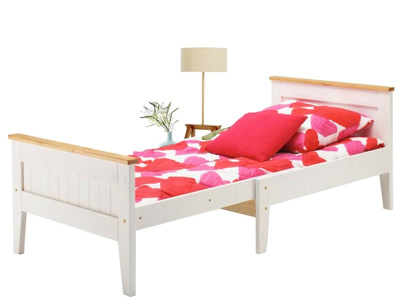mitwachsendes Bett Kinderzimmer