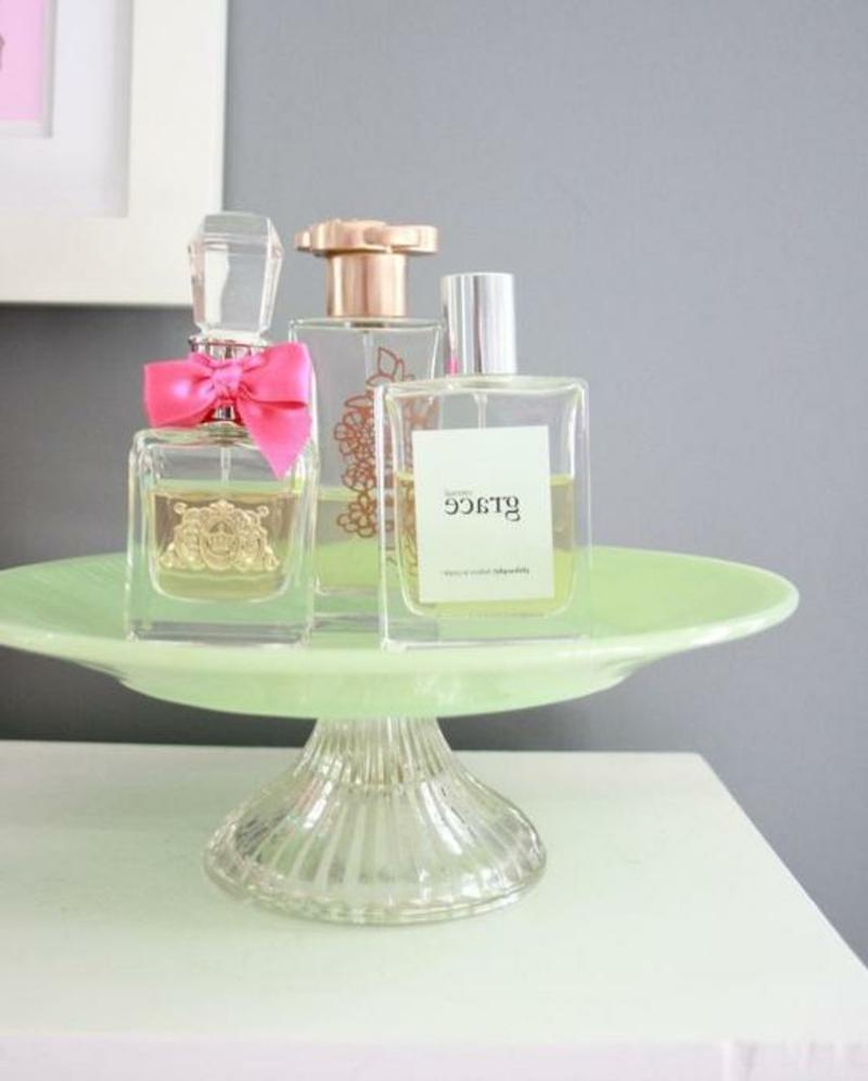 Parfums aufbewahren tolle Ideen