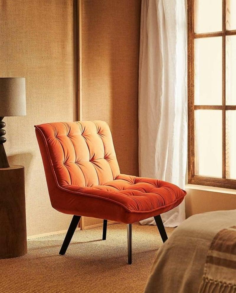 Zara Home Möbel Sessel bequem