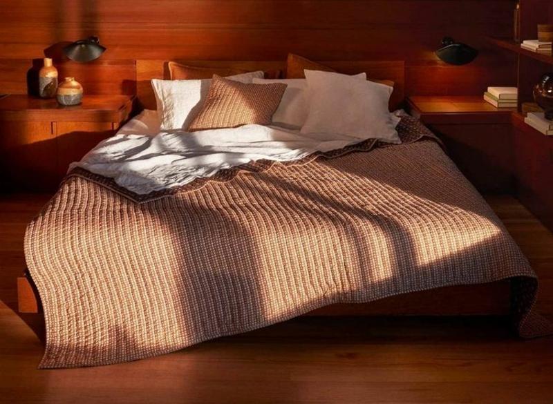 Zara Home Möbel und Textilien Bettdecke