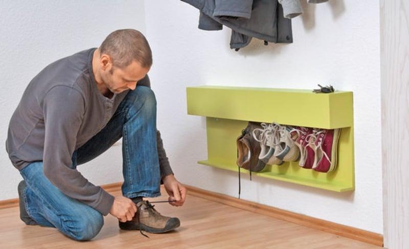 Regal praktisch Schuhe Flur