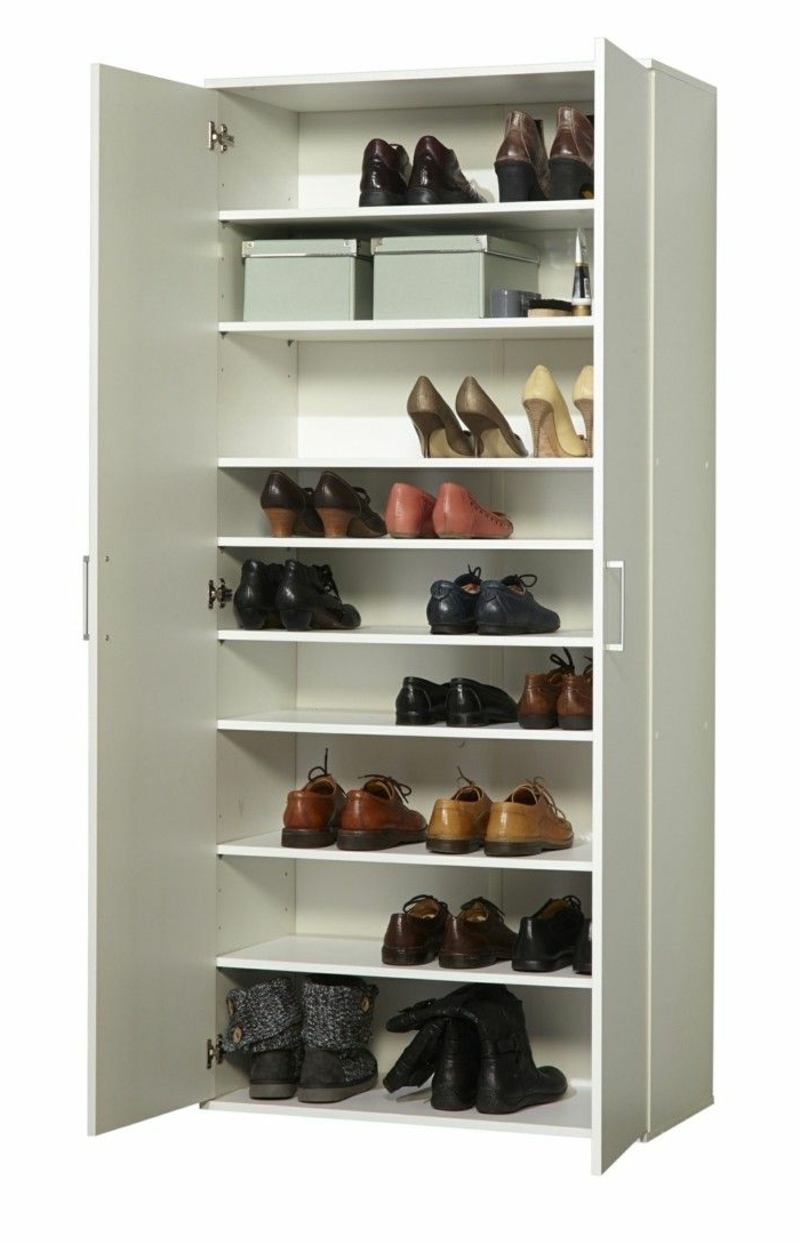 Schuhschrank Modelle praktisch
