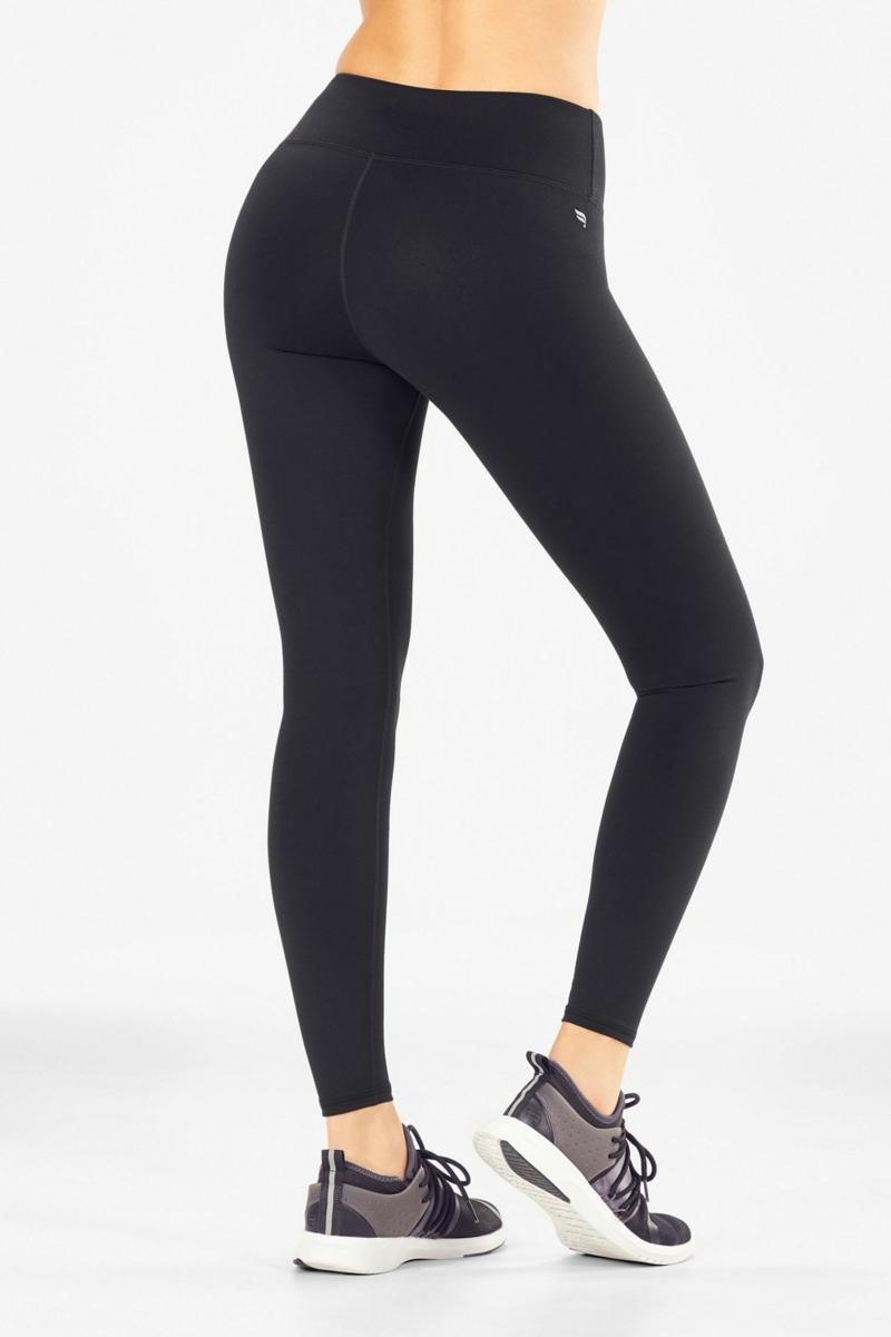 Leggings schwarz elastisch