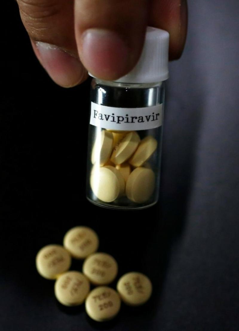 Coronavirus Behandlung Favipiravir