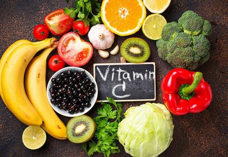 Immunsystem stärken Vitamin C