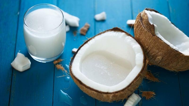 Kokosmilch nützlich Gesundheit