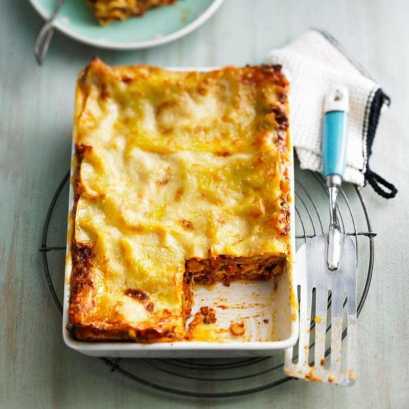 Jamie Oliver Lasagne DIY