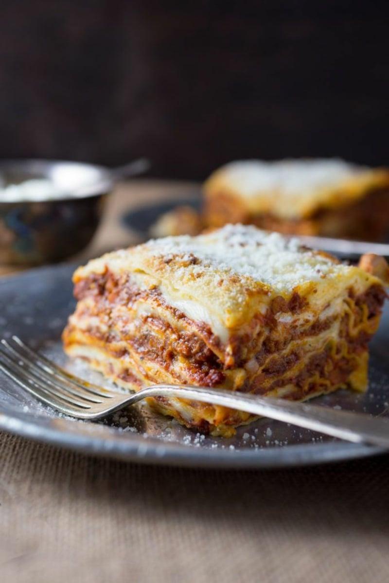 leckere Lasagne selber machen