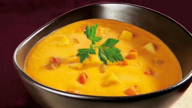 Suppenrezepte Möhresuppe