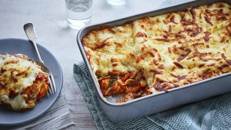 Lasagne zubereiten wie geht es
