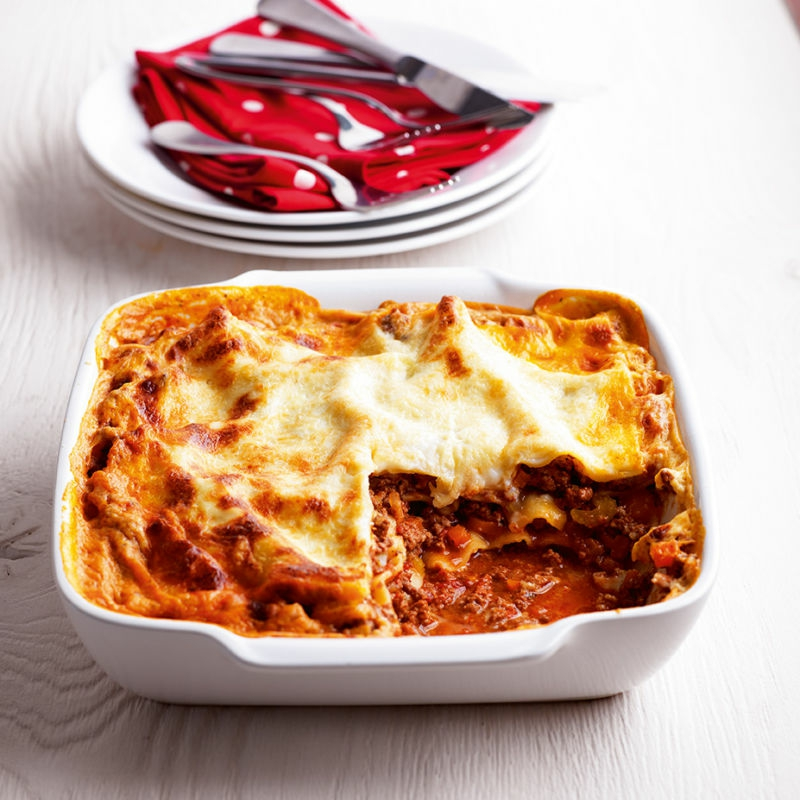 DIY Lasagne lecker leicht