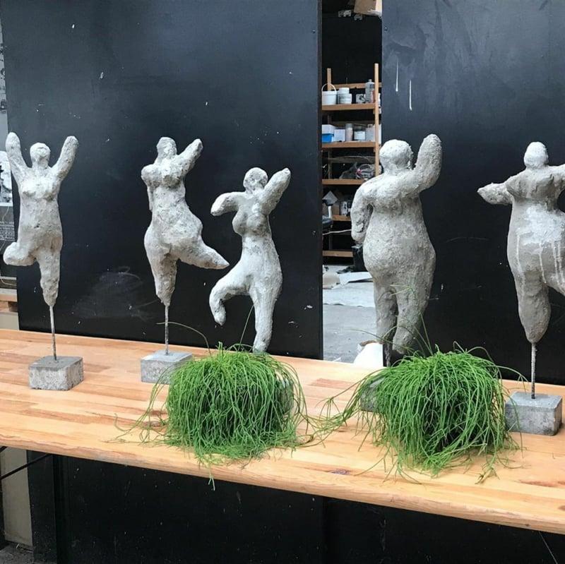 dekorative Figuren selber machen