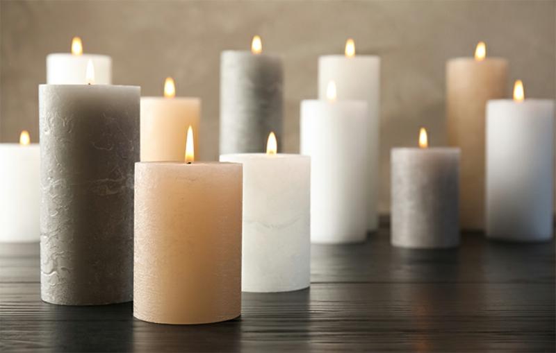 Duft Kerze DIY Anleitung