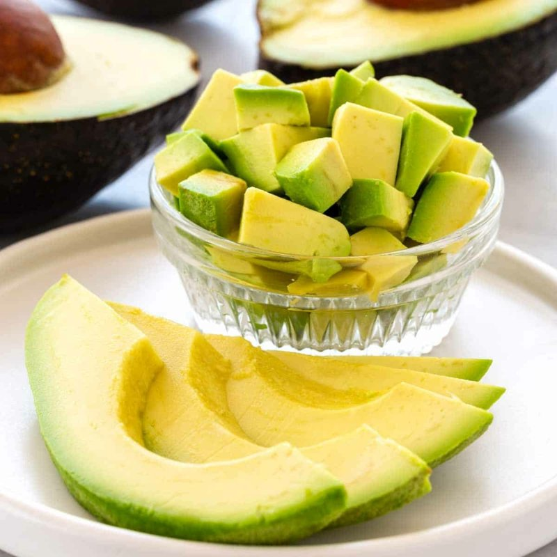 gesunde Rezepte mit Avocado