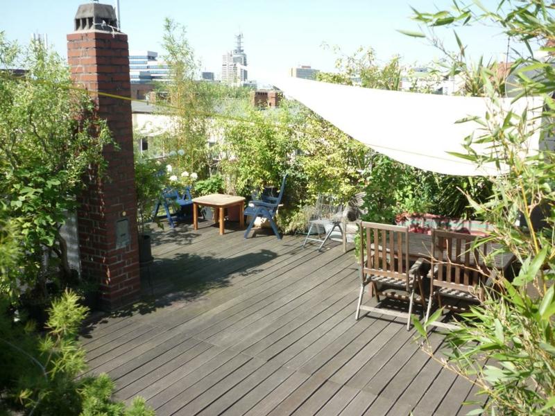 Sichtschutz Terrasse Pflanzen