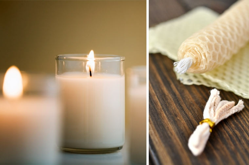 Kerzen selber machen Tipps