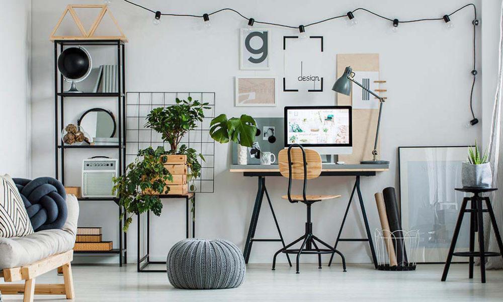 Home-Office modern einrichten!